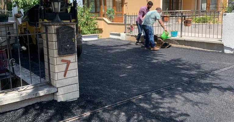 Asfalt Hizmetleri Ankara